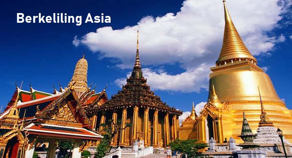 Berkeliling Asia