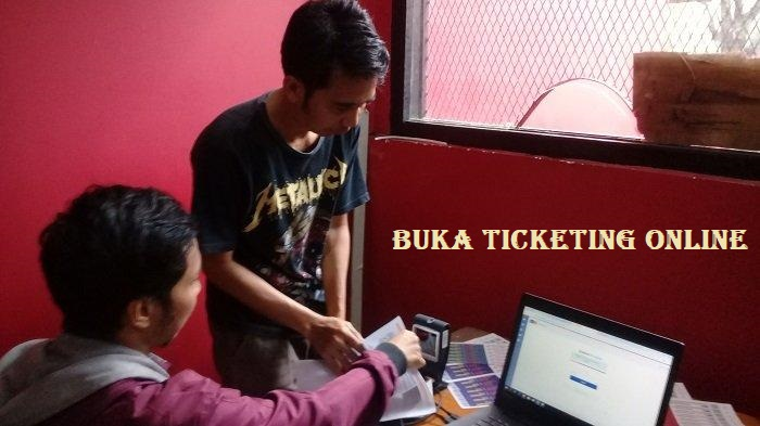 Buka Ticketing Online